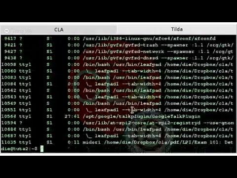 1/4 - GNU/Linux y las certificaciones LPI