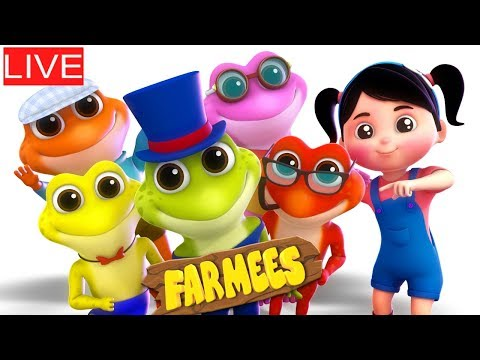 Kids Rhymes And Videos For Children by Farmees