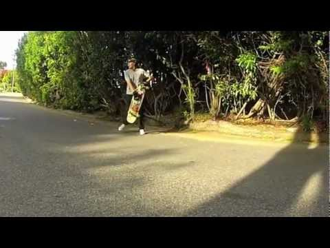 Longboarding: Hot night!