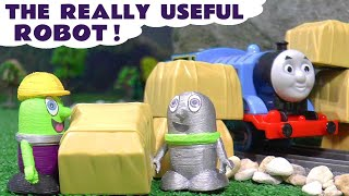 Funny Funlings Really Useful Robot Funling toy story