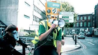 Post Punk Podge & The Technohippies - Mass Deception