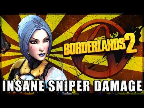 Borderlands 2 - Maya Build - Insane Sniper Build (Around 15x Gun Damage)