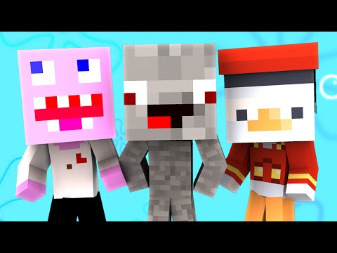 MINECRAFT WHOS YOUR DADDY? - SPONGEBOB BIKINI BOTTOM! Minecraft WHO'S YOUR DADDY ADVENTURES #1