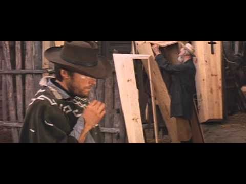 A Fistful of Dollars Official Trailer #1 - Clint Eastwood Movie (1964) HD