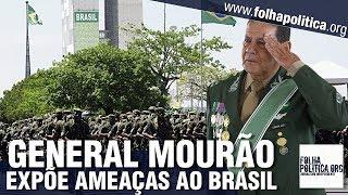 General Mourão expõe como o Comunismo destruiu a Venezuela e alerta sobre riscos ao Brasil no m..