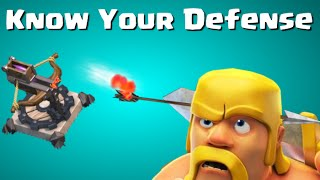 Clash Of Clans Strategy - Knowing Defense Can Improve Your Offense!