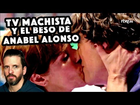 TV MACHISTA Y EL BESO DE ANABEL ALONSO EN MASTERCHEF 😈