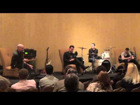 2013 U2 Conference: U2's Sound Explained for Non-Musicians, with Unforgettable Fire