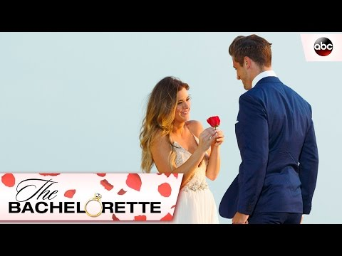 Jordan Proposes to JoJo - The Bachelorette thumbnail