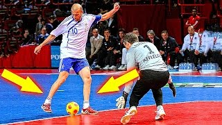 Learn 4 Amazing Futsal Skills & Football Tricks - Tutorial