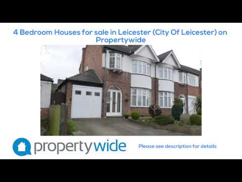 4 Bedroom Houses for sale in Leicester (City Of Leicester) on Propertywide