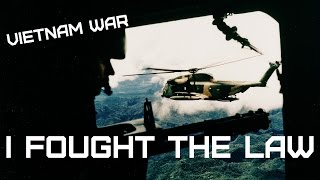 Vietnam War • The Bobby Fuller Four - I Fought The Law