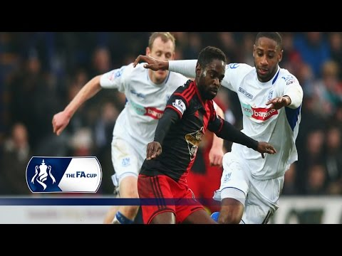 Goals galore - Tranmere Rovers 2-6 Swansea City | Goals & Highlights