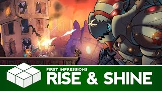 Rise & Shine | PC Gameplay & First Impressions