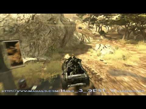 Halo 3: ODST Walkthrough - Dutch Mission 03: Uplift Reserve Part 1