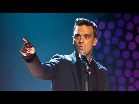 Robbie Williams performs Candy on The Late Late Show | RTÉ One