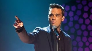 Robbie Williams - Candy on The Late Late Show | RTÉ One