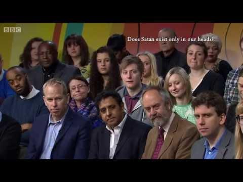 Terrorists, Faith Schools & Satan - TV DEBATE UK