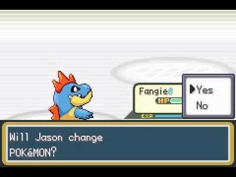 Pokemon Shiny Gold - Pokemon Shiny Gold Vs Bugsy - User video