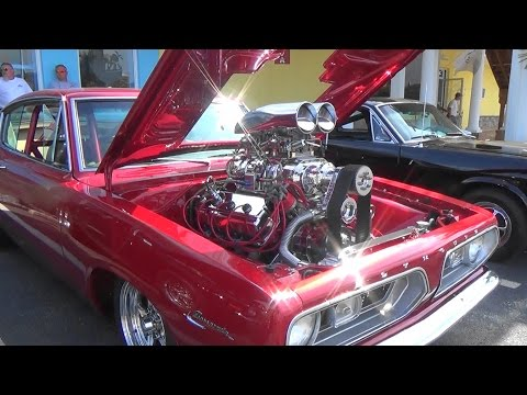 Pro Street HEMI Barracuda Ocean City May 2017