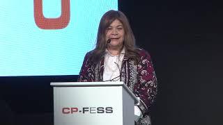 DRA.  MARILYN ORTIZ - DIRECTORA DEL IGSS GUATEMALA (AUDIO CASTELLANO)