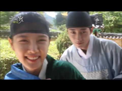 [ENG SUB] 구르미 그린 달빛 | Moonlight Drawn By Clouds Special Episode - Making & NG Cut thumbnail