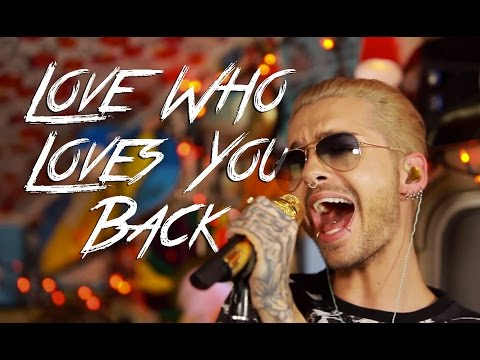 """TOKIO HOTEL - """"Love Who Loves You Back"""" (Live in Los Angeles, CA) #JAMINTHEVAN"""