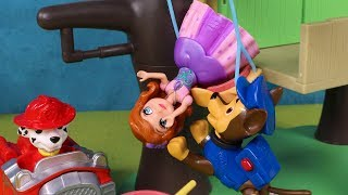 Paw Patrol rescues Sofia The First ❤️ Videos and toys for kids