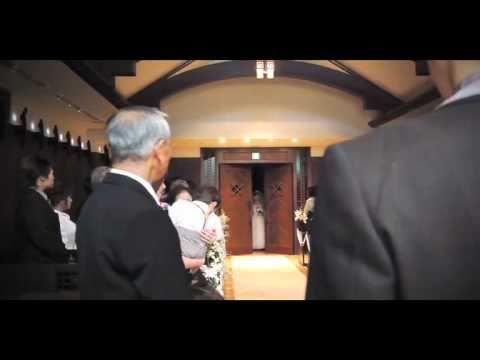 熊本 結婚式 撮って出しエンドロール ブライダルビデオグッドクルー