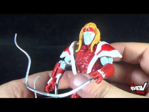 Toy Spot - Hasbro Marvel Universe Infinite Series Omega Red