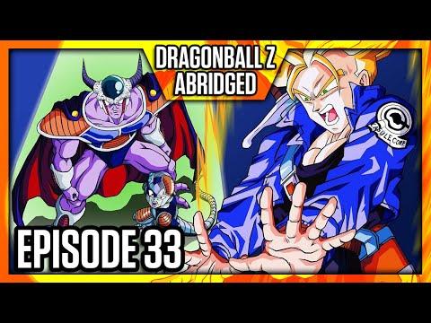 TFS DragonBall Z Abridged: Episode 33