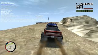 GTA IV: San Andreas Beta 3 - A World in Motion Exclusive Gameplay