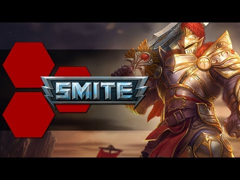SMITE: Trials of King Hercules - TheHiveLeader