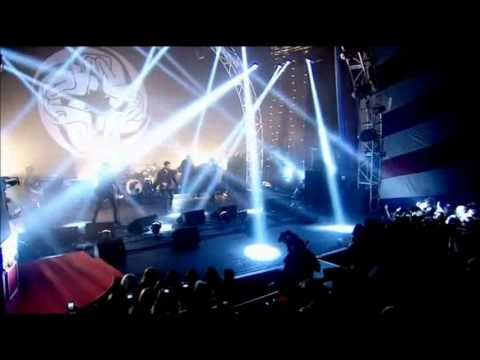 Kasabian - Switchblade Smiles (NME Awards 2012)