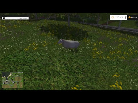 how to look after cows in farming simulator 2015