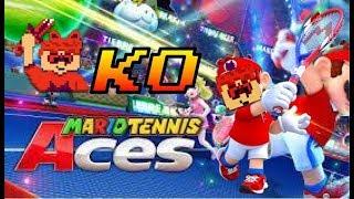 CJCat Plays Mario Tennis Aces