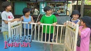 Walang Iwanan: Baby's crib