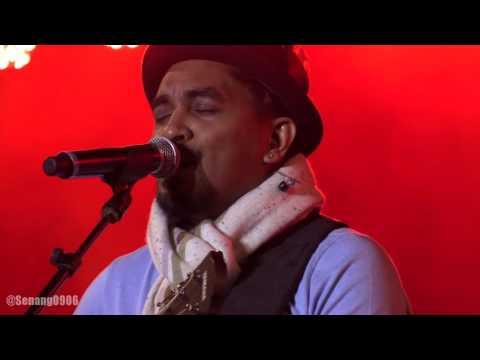 Glenn Fredly - Cukup Sudah ~ Kisah Romantis ~ Kasih Putih @ Prambanan Jazz 2016 [HD]