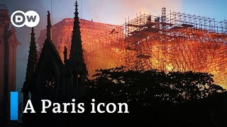 Notre Dame Cathedral Fire: The world mourns the loss of a Paris icon | DW News