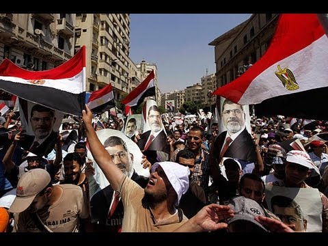 Egypt Bans The Muslim Brotherhood