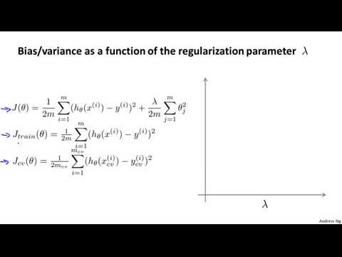 Regularization and Bias Variance | Lecture – 43 | Machine Learning
