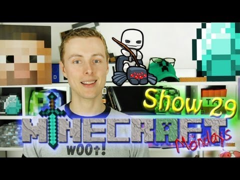 Minecraft Monday Show - Mojang, One Step Closer To World Domination: The Minecraft Monday Show 29 Music Videos