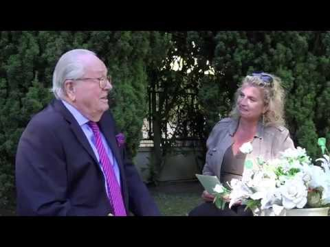 :-) Exclusive Video Diary of Jean-Marie Le Pen n° 411 | World News, Politics