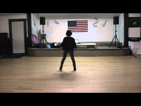 Linedance Lesson Bad Girl That Girl  Choreo. Donna Manning  Music That Girl Jennifer Nettles video