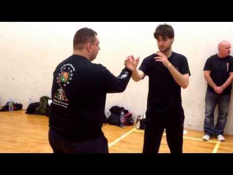 Jeet Kune Do Trapping/Counter Trapping
