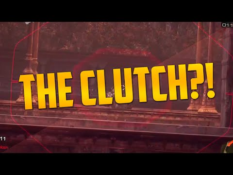 THE CLUTCH?! (Gears Of War: Ultimate Edition)