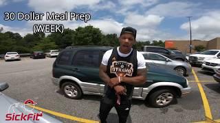 30 Dollar Meal Prep (Maintain/ Bulk)