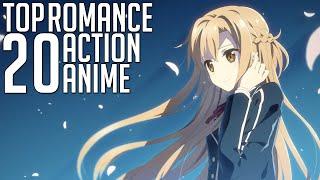 [My] Top 20 Action/Romance Anime