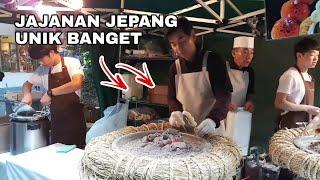 INI DIA JAJANAN JEPANG YANG UNIK !! JAPAN STREET FOOD