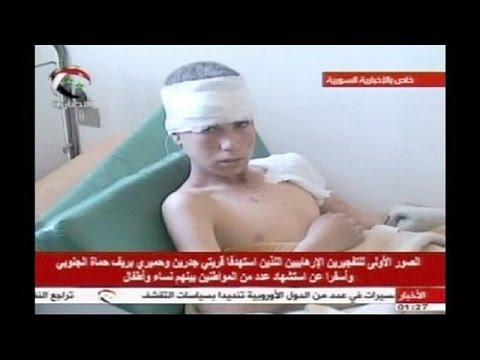 Syrie : accord sur un retrait des rebelles de Homs